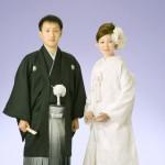 白無垢と袴